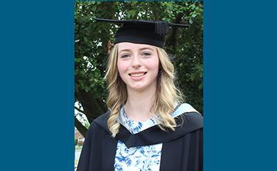 Eleanor Marshall, graduate