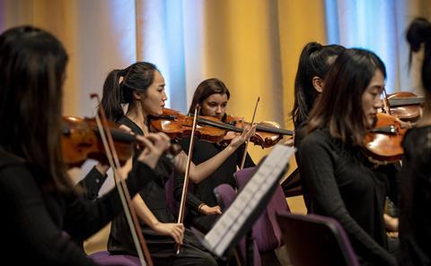 Zhejiang concert