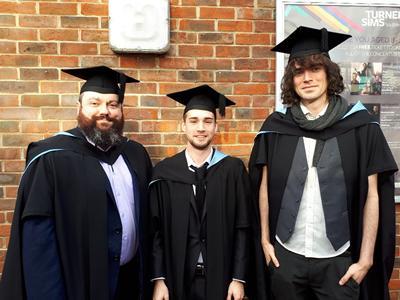 Msc Graduation 2017 Web Science Institute University Of Southampton