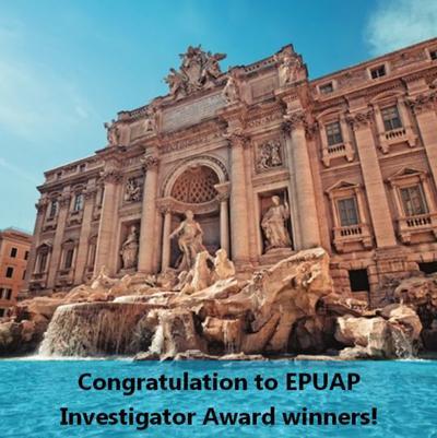 EPUAP 2018 Investigator Awards