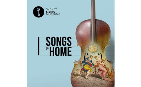Songs of Home poster