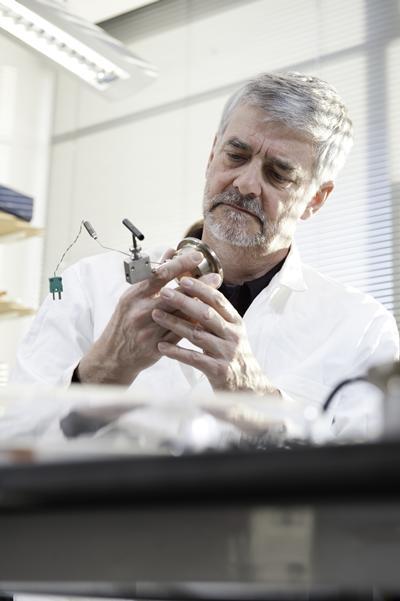 Professor Phil Bartlett
