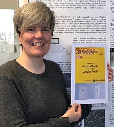 Dr Sandra Wilks