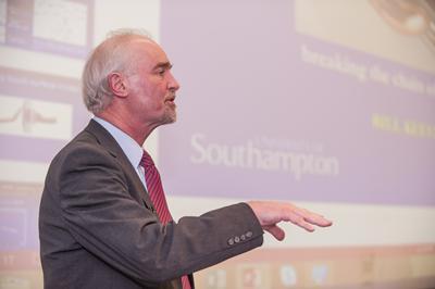 Professor Bill Keevil