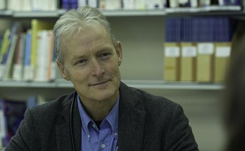 Image of Professor Paul Little