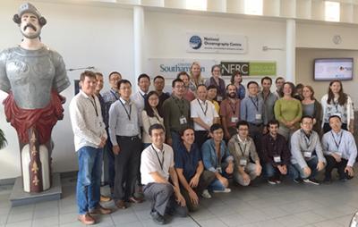 Delegates at NOCS