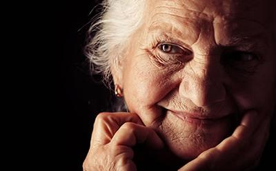 Older person image