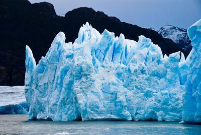Image of glacier