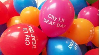 Deaf Day - City Lit