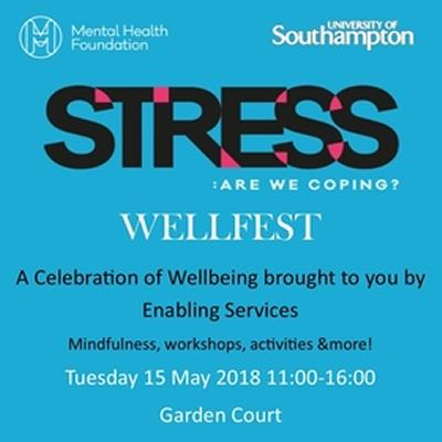 Come along to Wellfest!