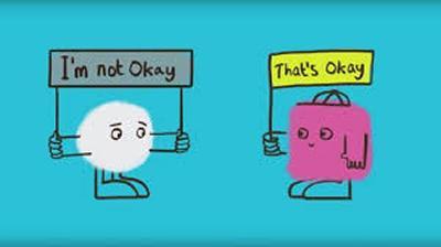 Image- 'I'm not OK'