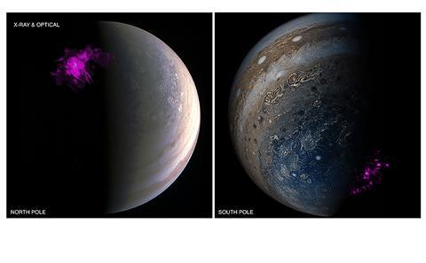 Images of Jupiter's X-ray aurora