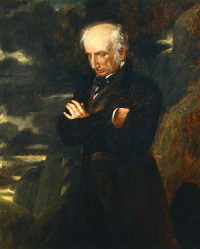 William Wordsworth by B.R. Haydon