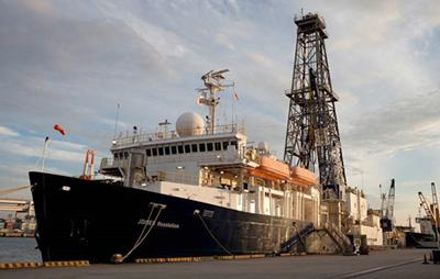 Ocean Drilling Expedition