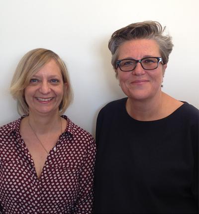 Drs Kathy Kendall & Angela Fenwick