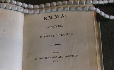 First Edition of 'Emma'
