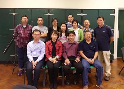 China Association Visit