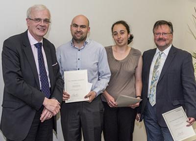 Team Award: Chem-Sustainability Tea