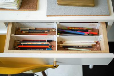 classroom drawer