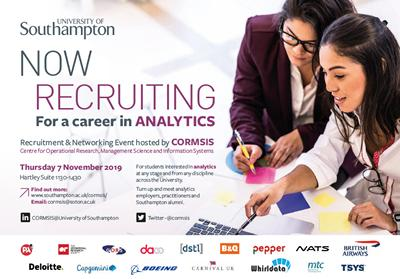 Careers day poster