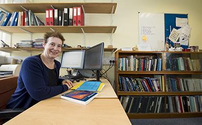 Professor Anna Barney
