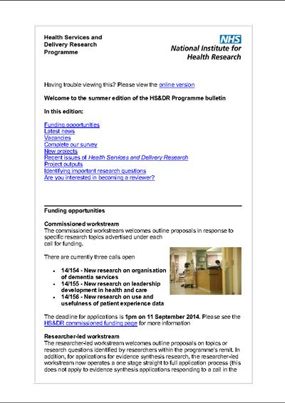 Summer 2014 Bulletin