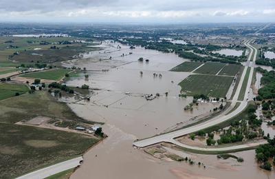 Flooding in Colorado