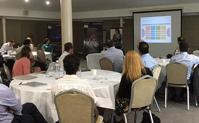 Presentation by Dr Jessica Boname