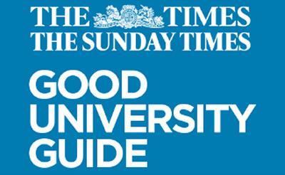 Logo for Good University Guide