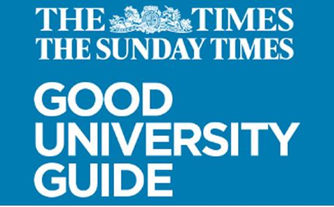 Logo for Good University Guide