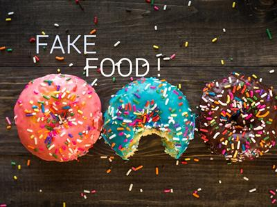 Fake Food event
