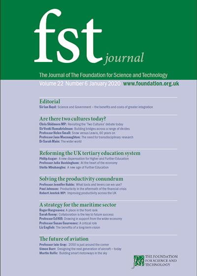 Vision for science and technology