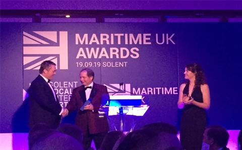 Maritime UK Awards