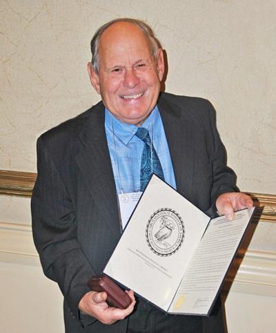 David Peacock Pomerance Award, 2012