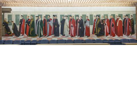 The Rothenstein Mural