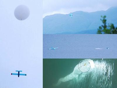 freshwaters balloons and drifters