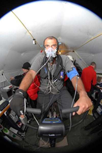 Everest trek shows how some people get type 2 diabetes   University