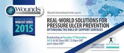 Wounds International Webinar