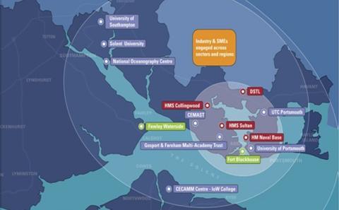 Solent Maritime Enterprise Zone