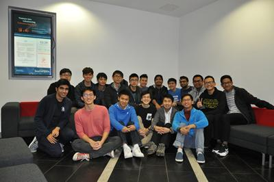 Our Year 3 engineering students