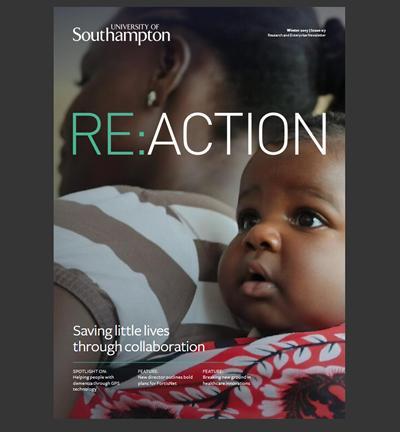 University of Southampton Re:action