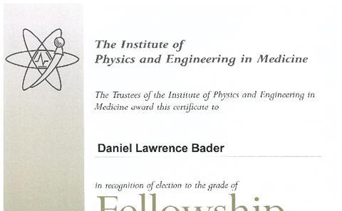 IPEM Award