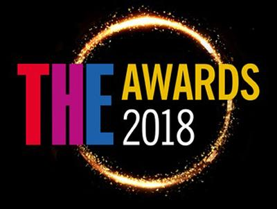 THE Awards 2018