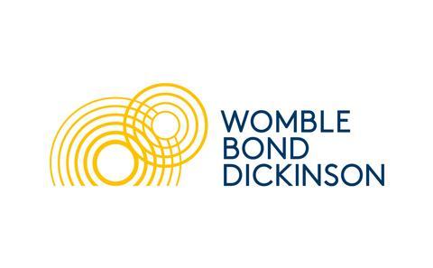 Womble Bond Dickinson (UK) logo