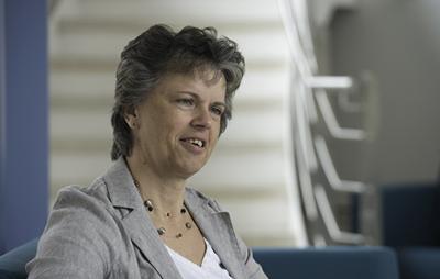 Professor Gill Reid
