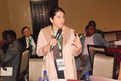 Dr Marcela Hernández