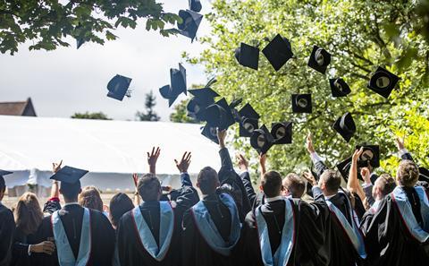 Medical students graduation