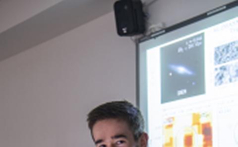 PhD graduate Peter Boorman