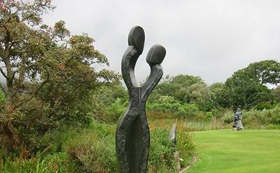 Sculpture Kirstenbosch Gardens