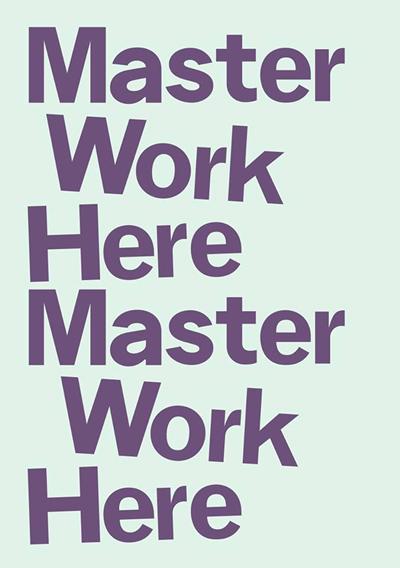Master Work Here